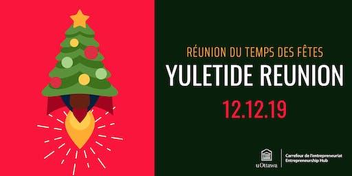 eHub Yuletide Reunion 2019