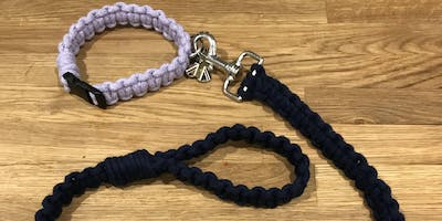 Macramé Pet Collar & Lead Workshop