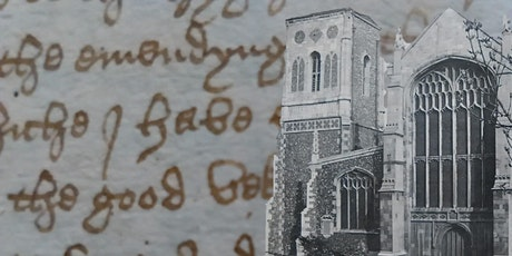 FREE TALK: Richard Caister, the 'Good Vicar' of 15th Century Norwich tickets