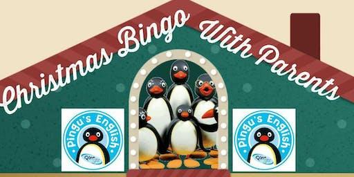 Christmas Bingo with Parents 7 - 10 anni