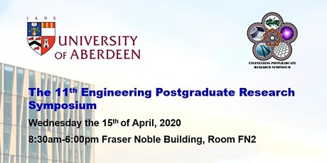 11th Engineering Postgraduate Research Symposium tickets