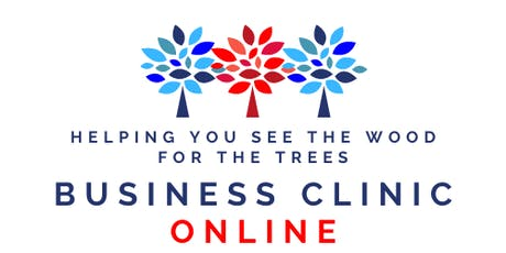 Business Clinic - ONLINE tickets