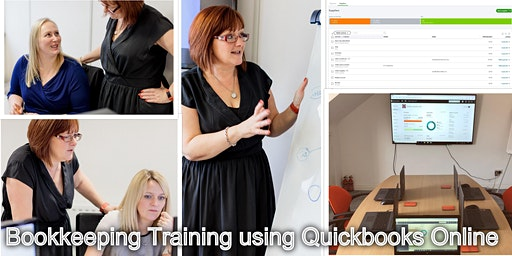 Managing Reciepts - Bookkeeping Training using Quickbooks Software