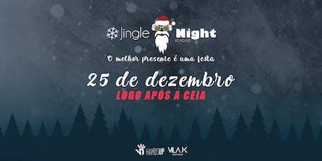 Jingle Night 2019 ingressos