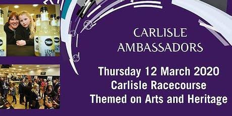 Carlisle Ambassadors' Meeting 12th March 2020 - Carlisle Racecourse tickets
