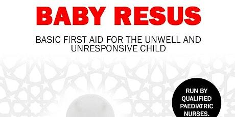 Baby Resus tickets