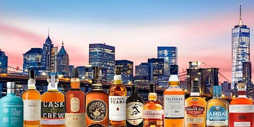 Whisky Guild's NYC Cruise:Scotch & Whiskey Tasting 2020