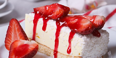 Cake baking class in New York - Cheesecake class tickets