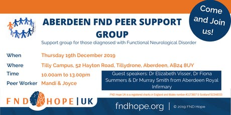Aberdeen FND Peer Support Group tickets