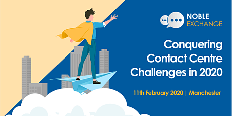 Conquering Contact Centre Challenges in 2020 - Manchester tickets