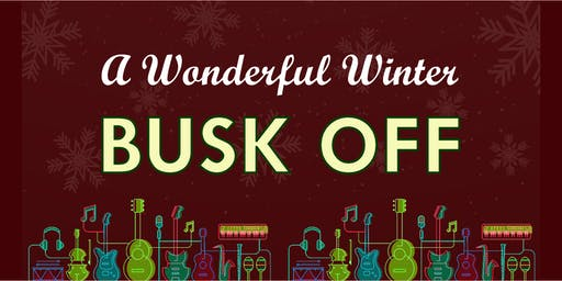 A Wonderful Winter Busk Off
