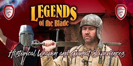Legends Of The Blade Combat Experience Day tickets
