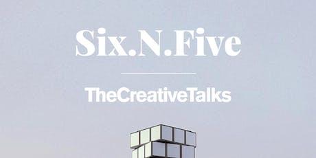 TheCreativeTalks con Ezequiel Pini de Six N. Five entradas