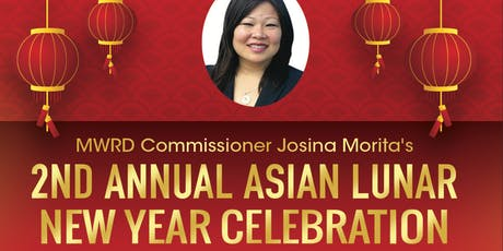 MWRD Commissioner Josina Morita's 2nd Annual Lunar New Year Celebration tickets