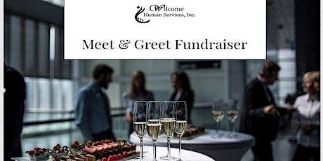 Meet & Greet - Wine Tasting Fundraiser tickets