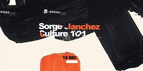 Sonoro presenta: Sorge Janchez y Culture 101 boletos