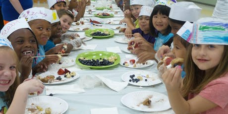 Healthy Little Cooks' Free Spring Break Kid Cooking Class  tickets