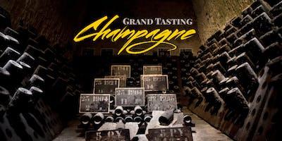 New Years Champagne Grand Tasting