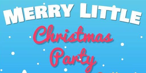 Merry Little Christmas Book Party