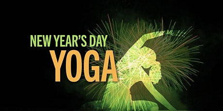 New Year's Day Yoga tickets