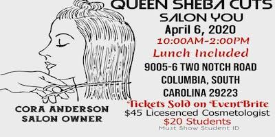 Queen Sheba Cuts