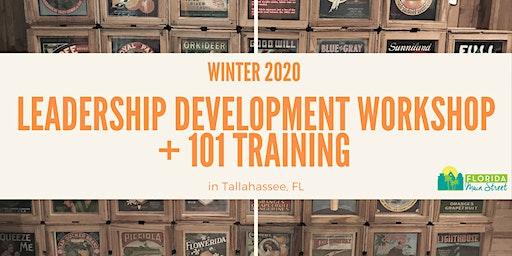 2020 Winter Leadership Development Workshop  + 101 Training