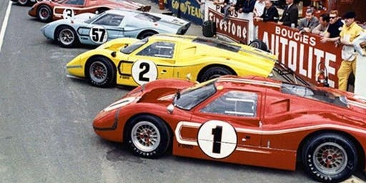 Close Ups: Ford v Ferrari - Developing the GT