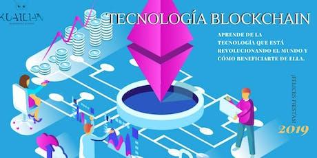 INTRODUCCIÓN TECNOLOGÍA BLOCKCHAIN entradas