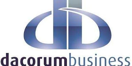 Dacorum Business Breakfast - December 2019 - Champneys, Tring tickets