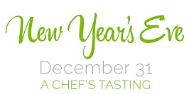 New Year's Eve 6 Course Gourmet Chef's Tasting Menu & Live Entertainment