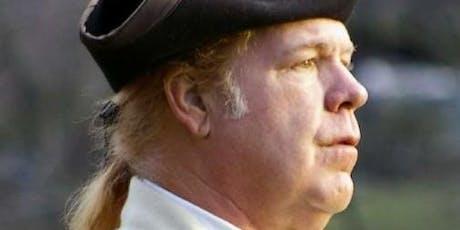 George Washington Remembers New Jersey tickets