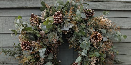 Wild Winter Wreaths