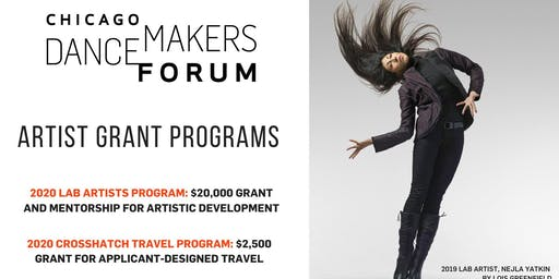 Chicago Dancemakers Grant Info Session at SRBCC