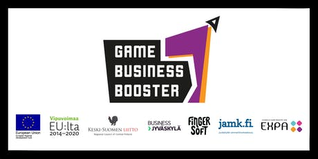 Game Business  Booster 2020 tickets
