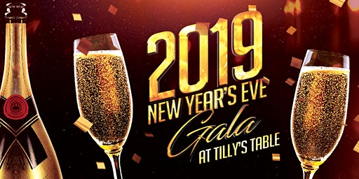 NYE Gala at Tilly's Table