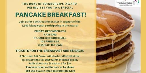 Duke of Edinburgh Award's Pancake  Breakfast
