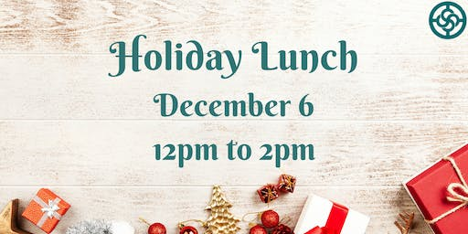December Holiday Lunch