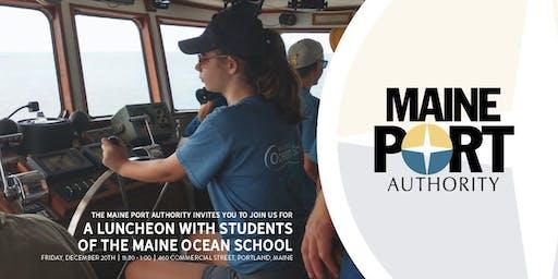 Maine Ocean School Luncheon