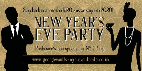 SWING INTO THE NEW YEAR AT THE GEORGE VAULTS tickets