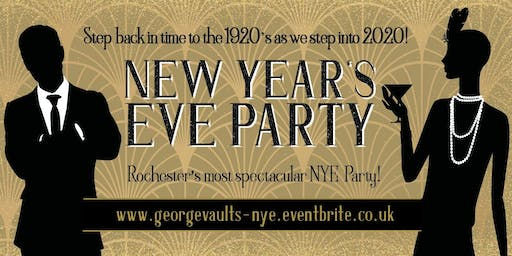 SWING INTO THE NEW YEAR AT THE GEORGE VAULTS