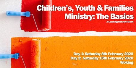Children's, Youth & Families Ministry: The Basics tickets