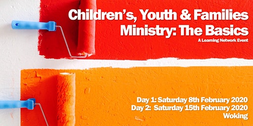 Children's, Youth & Families Ministry: The Basics