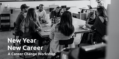 New Year, New Career - A Career Change Workshop