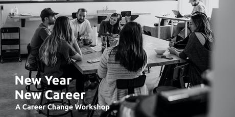 New Year, New Career - A Career Change Workshop tickets