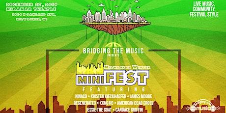 Milwaukee Winter miniFEST tickets
