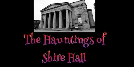 THE HAUNTING OF SHIREHALL, HEREFORD GHOST HUNTS 2020 EVENTS