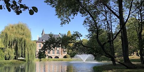 Visite guidée du Château de la Fontaine et de son parc tickets