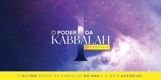 O Poder da Kabbalah 1 Intensivo | Dezembro de 2019 | SP