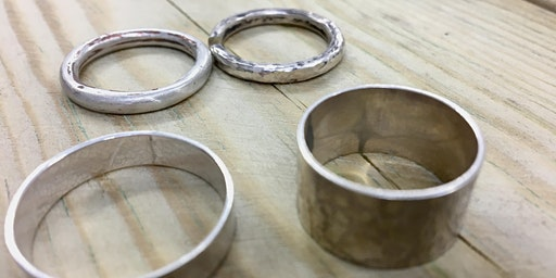 Silver Band Ring Workshop