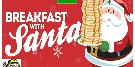 Cub Scout Pack 55 Flapjack Fundraiser--Breakfast with Santa!